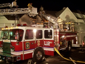 Easter Fire Front 3 ladders