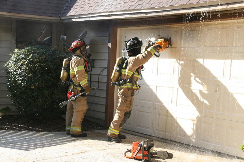 County Fire Tactics