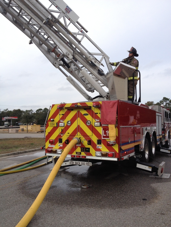 Escambia County Fire Rescue