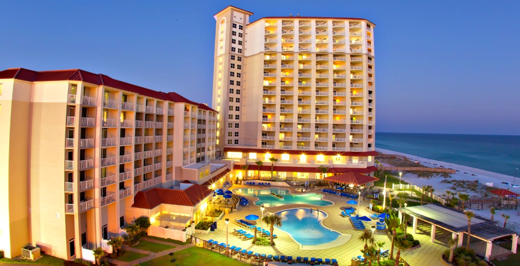 Pensacola Beach Hotels