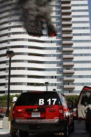 LA HR Fire