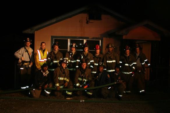 P st FIRE ATTACK CREW 14