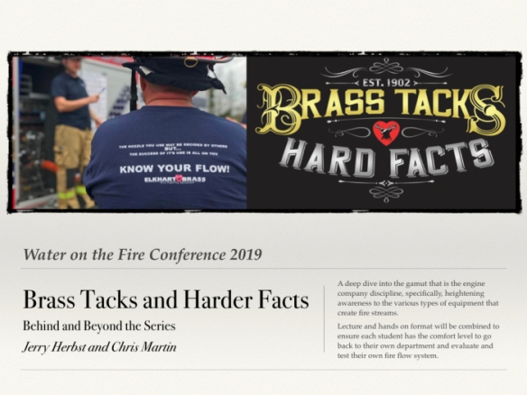 Brass Tacks and Harder Facts